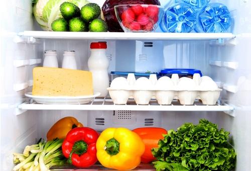冷蔵庫ミニ