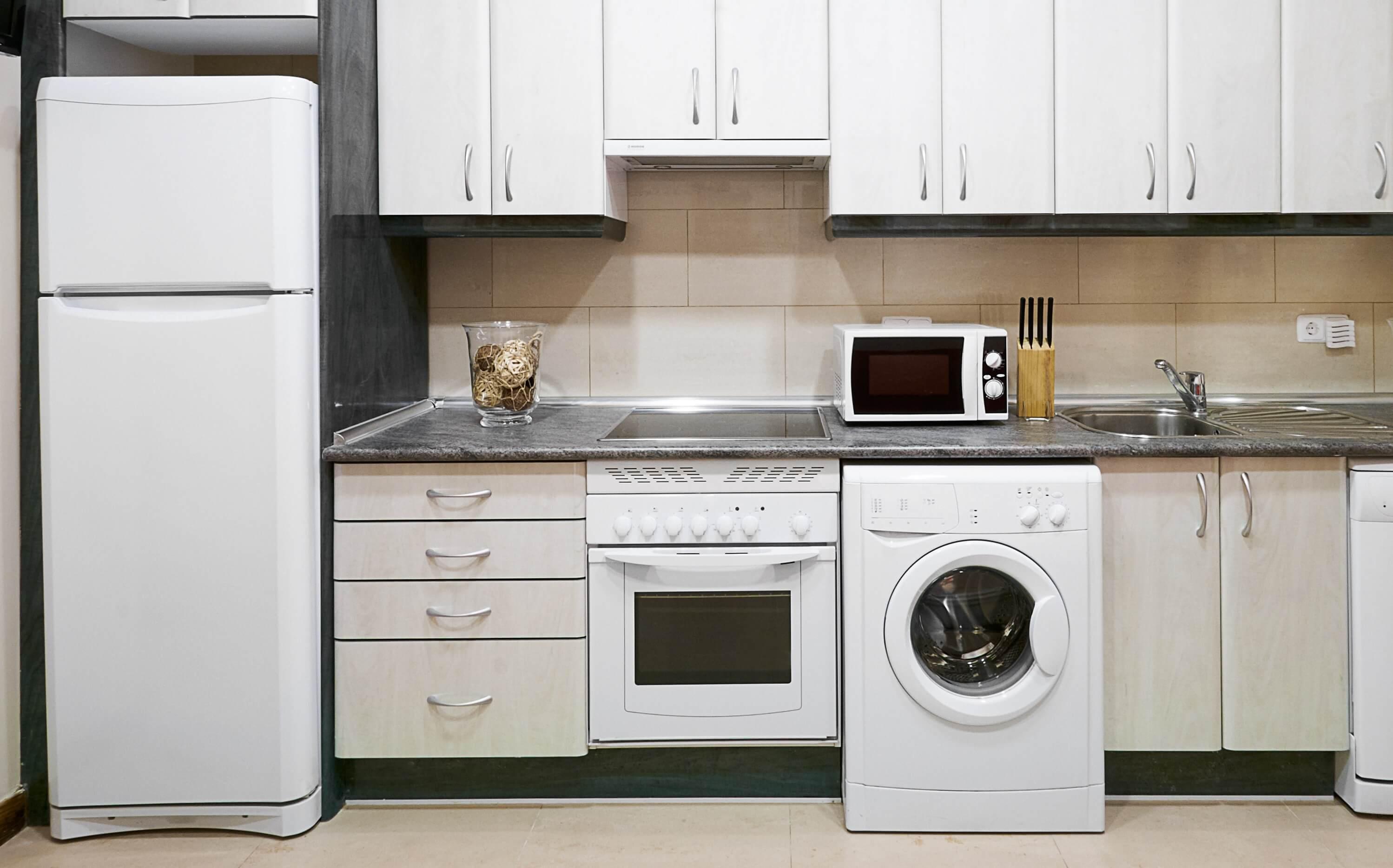 冷蔵庫-洗濯機