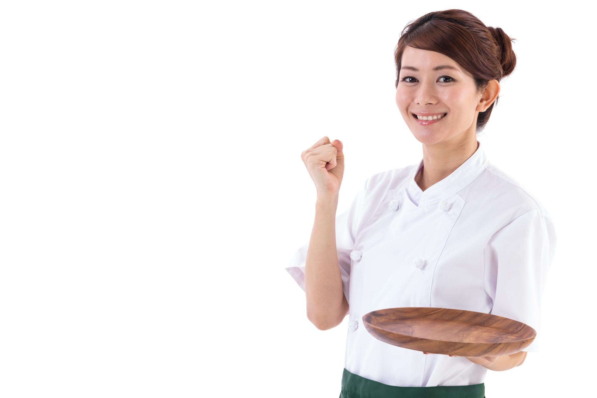 アルバイト女性