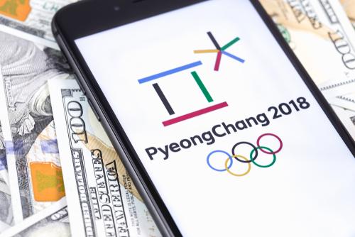 平昌オリンピックロゴ